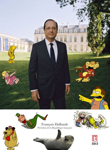 portrait Hollande