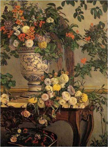 Basile frédéric fleurs