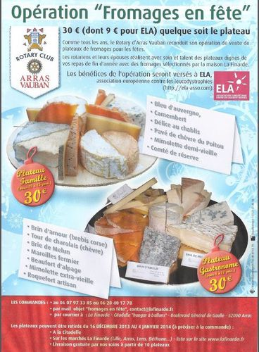 fromage 2013