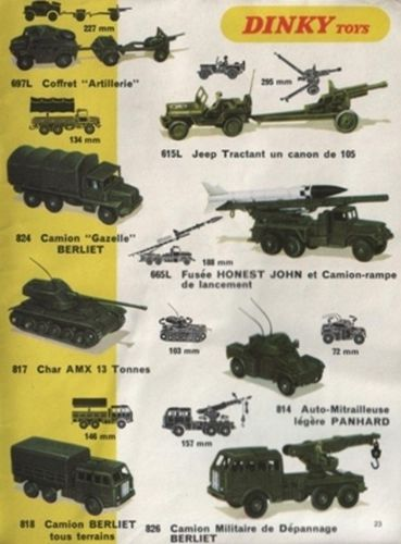 catalogue dinky toys 1969 p23 engins militaires (443 x 600)