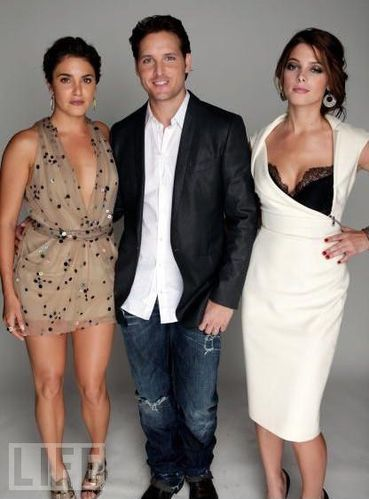 ashley greene, peter facinelli, nikki reed annual young hol