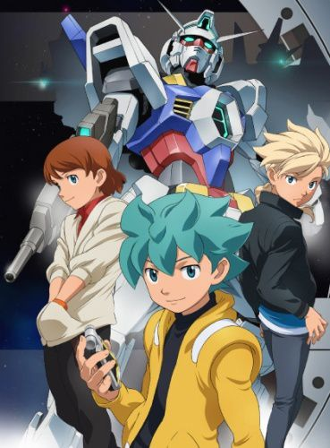 Streaming Mobile Suit Gundam Age