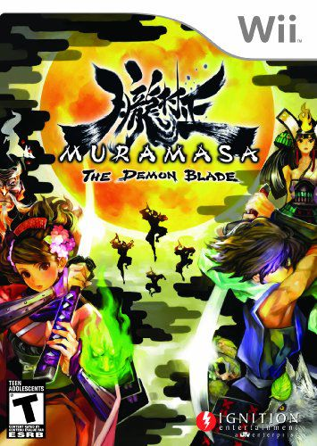 Muramasa The Demon Blade - Harry Hardcore Gamer
