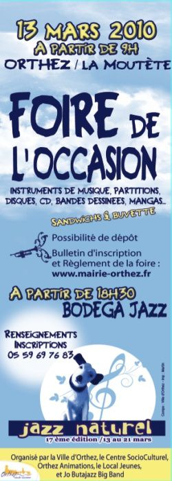 JAZZ 2010Foired'Occasion