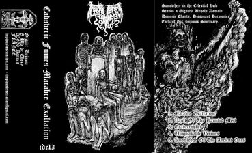 Cadaveric Fumes - Front Cover