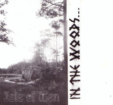 In The Woods - Front cover