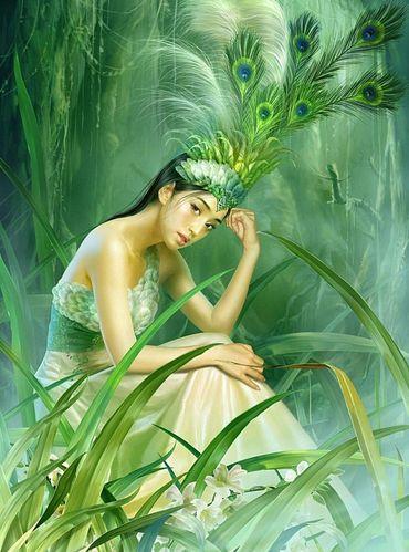Peinture 3 de Yuehui Tang