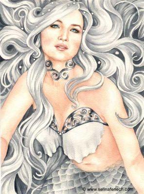 Pearl Mermaid Princess