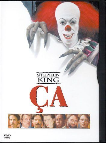 Ca Stephen King DVD