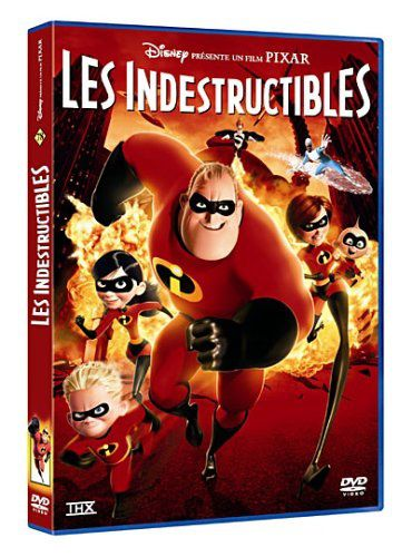 Les Indestructibles Edition Simple DVD