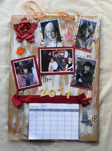 calendrier christiane