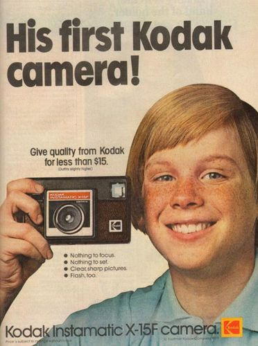 kodak firstcamera