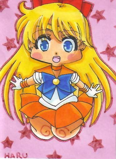 ACEO Sailor Venus