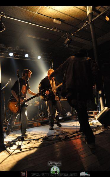 Concert 0405 - LIVE - Notepok