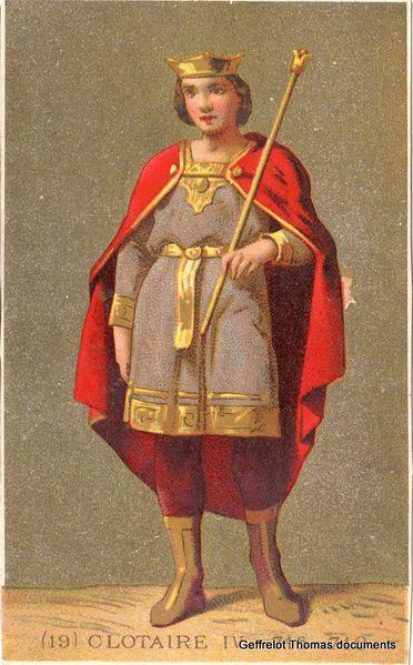 clotaire IV 19