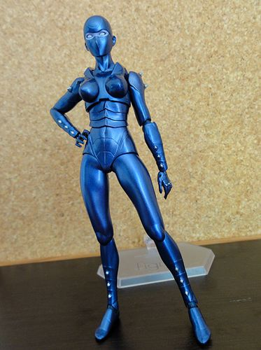 FIGMA SPACE COBRA LADY 2
