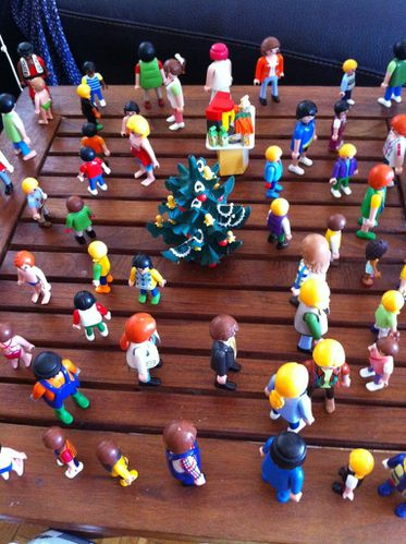 playmobils attente