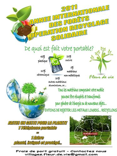 OPERATION RECYCLAGE 2011