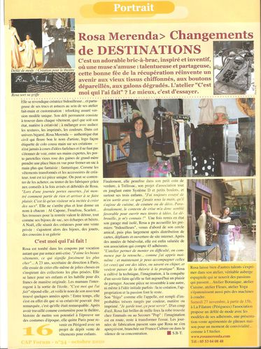 Article Presse 6 Cap Forum Oct 2010