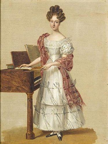 dubois-drahonnet marie d'orleans condé chantilly