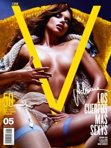 Adriana Lima Cover V