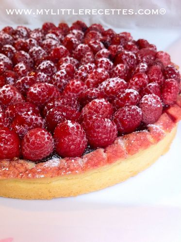 Tarte-chocolat-framboise 6026