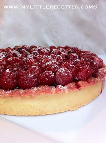 Tarte-chocolat-framboise 6027