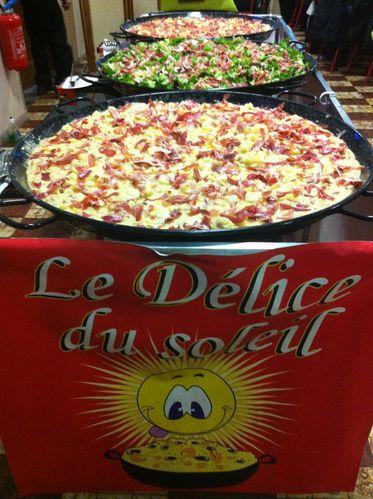 Délice du soleil Mini Chroniques Culinaires by Arno Roch