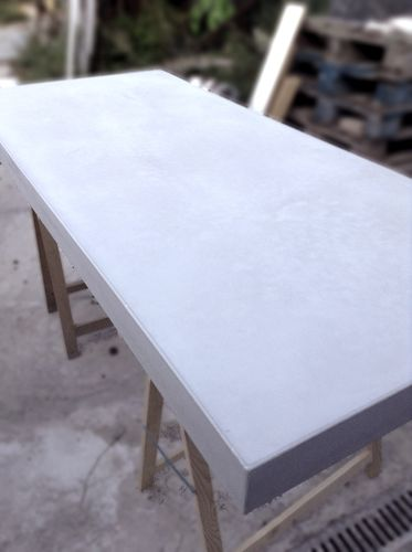 plan de travail beton plan de travail faire soimme bton cellulaire u ciment cologique with plan. Black Bedroom Furniture Sets. Home Design Ideas