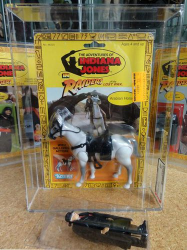 INDIANA JONES ARABIAN HORSE AFA