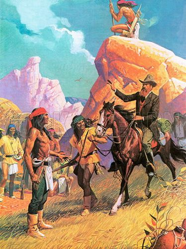 cochise et jeffords