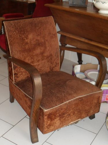 Fauteuil 1930/40