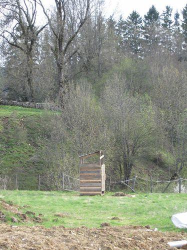 La Cabane Au Fond Du Jardin Maison En Paille Dans Le Bugey
