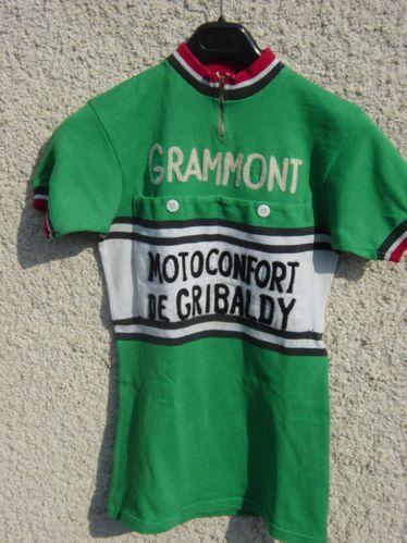 R maillot De Gribaldy