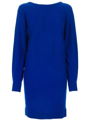 Robe-pull-cachemire-bleu-electrique-Balenciaga.jpg