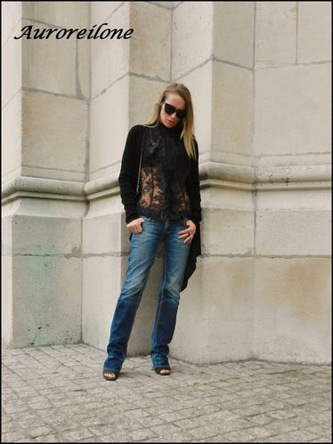 Jeans Flare 022