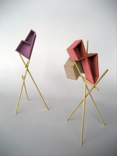 Mobilier système Polymorphe 1