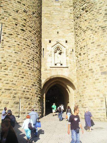 Carcassonne,Canal du midi,septembre 2006 042