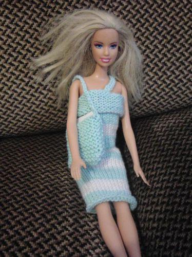 Emilie - robe marine