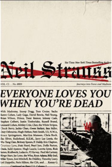 Inside Neil Strauss's New Book: A Chat With Madonna