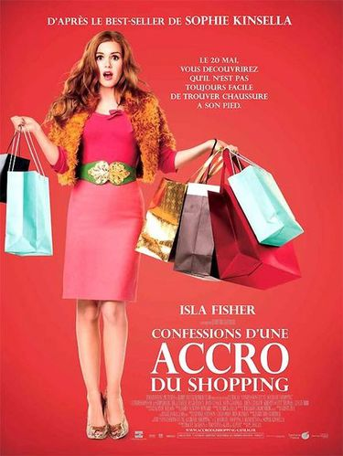 confession d'une accro du shopping