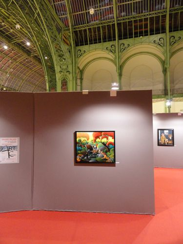 Grand Palais nov 2012