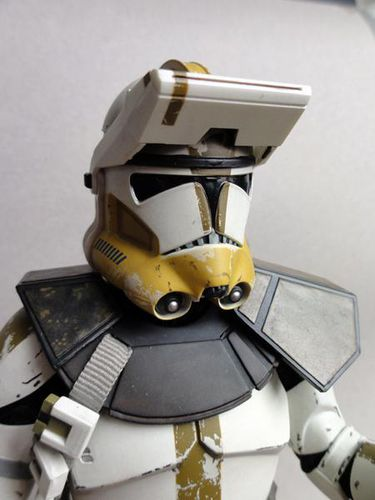 SIDESHOW COMMANDER BLY 4
