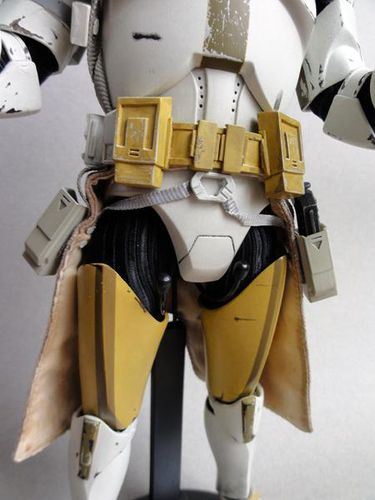 SIDESHOW COMMANDER BLY 5