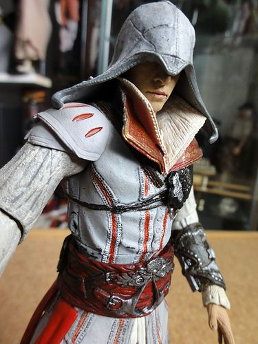 ASSASSIN CREED 2 EZIO NECA