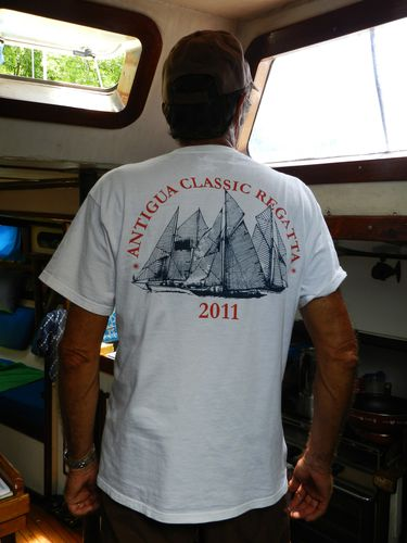 Antigua Classic Regata T Shirt