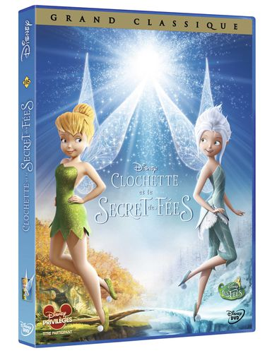 Clochette DVD