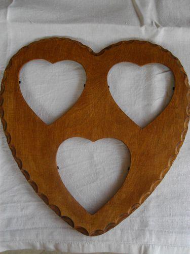 achat 9-cadre coeur