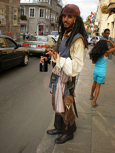 quebec pirate
