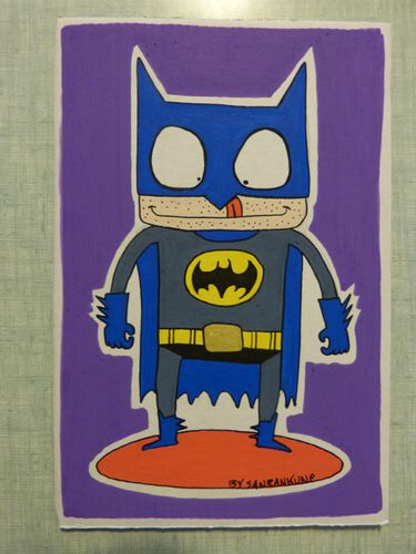 peinture-acrylique-illustration-Batman-langue-14x21.5.jpg